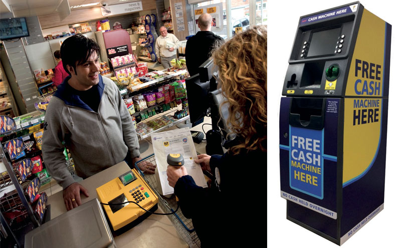 PayPoint has unveiled a new ATM offer as UK retail revenues tick upwards.