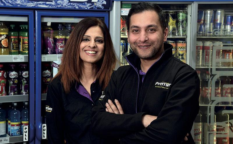 Asif and Abada Akhtar