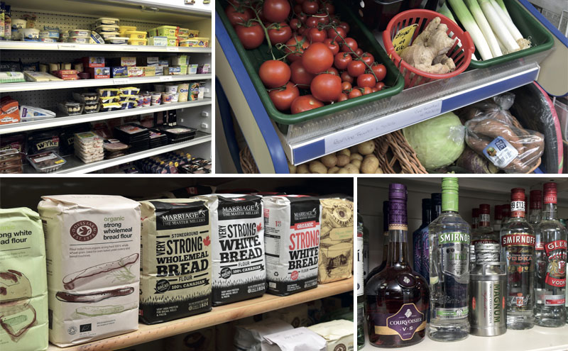 While it stocks the basics, Laide Post Office offers a range of speciality products to rival most supermarkets, including a broad variety of organic and whole foods, local delicacies and many gluten-free options.
