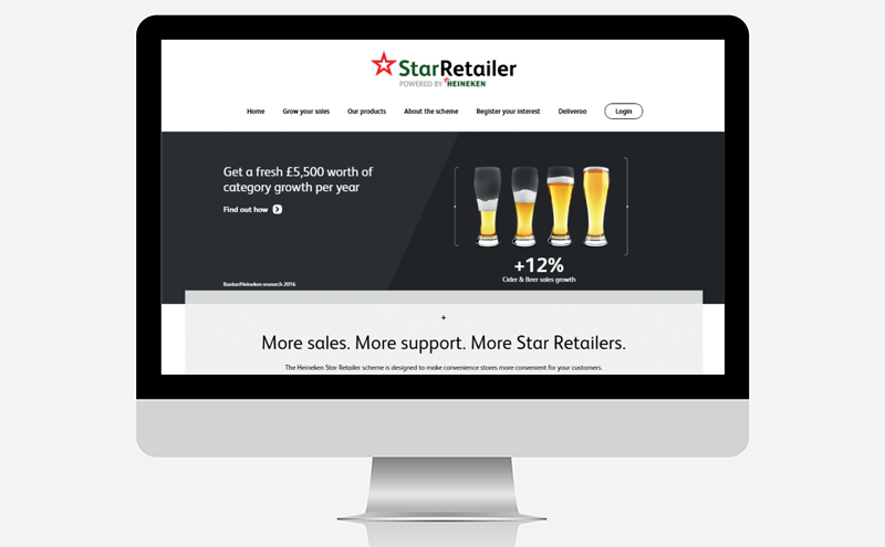 The Star Retailer site is live now.