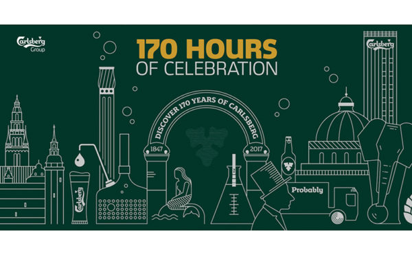 Brewery marks 170th birthday