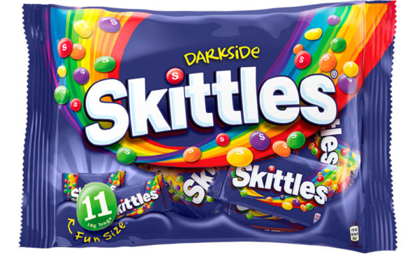 Spooky Skittles appear for Halloween