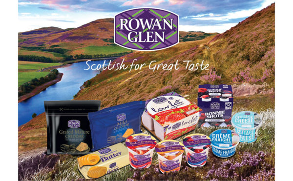 Two awards for Rowan Glen