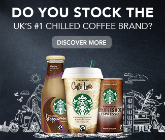 Starbucks range