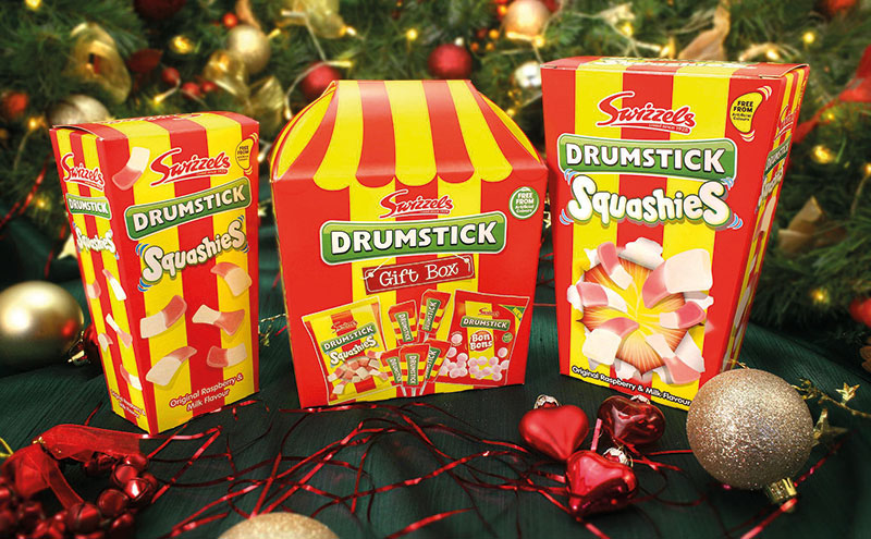 Stocking Christmas sweets early helps retailers take full advantage of the season.