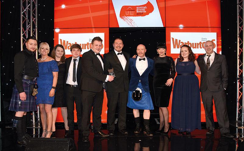 Scottish Grocer Awards 2017