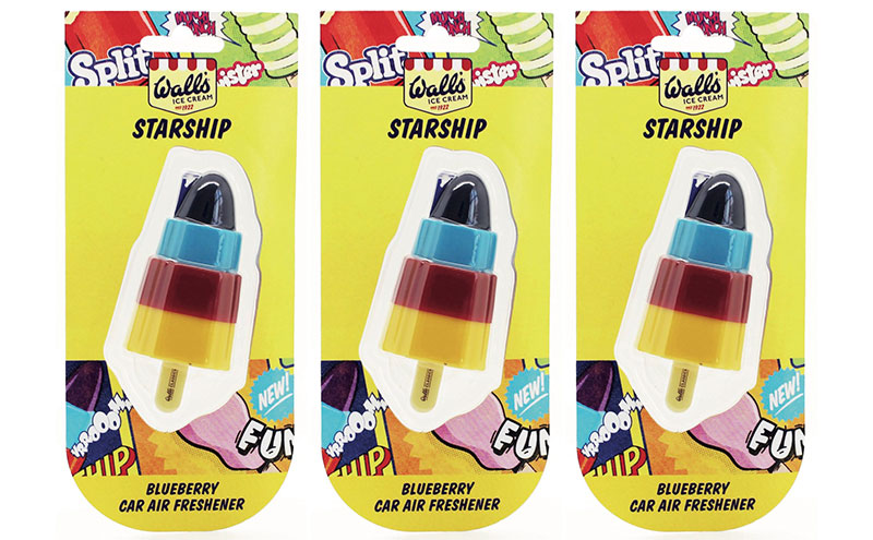 Starship Air Freshener