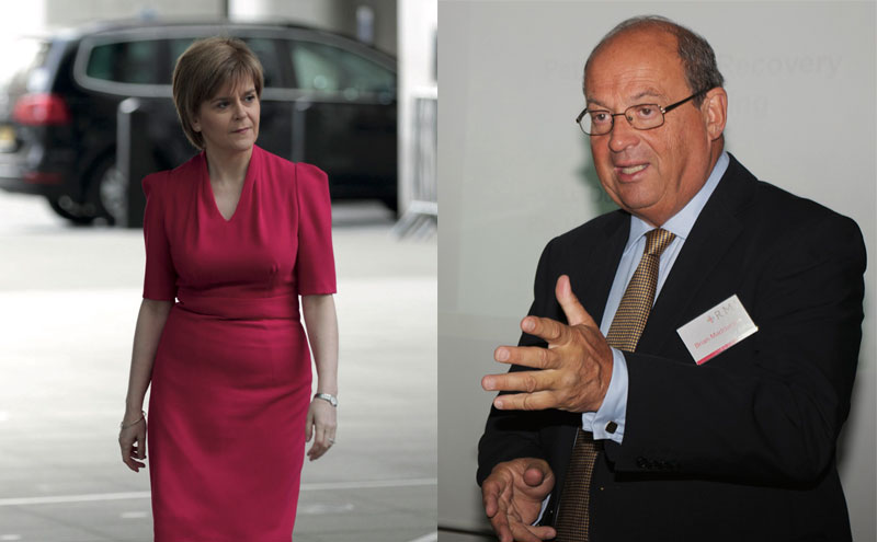 PRA chairman Brian Madderson has questioned the First Minister's timetable.