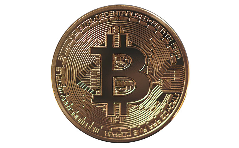 Blockchain was originally created for the digital 'cryptocurrency' Bitcoin.