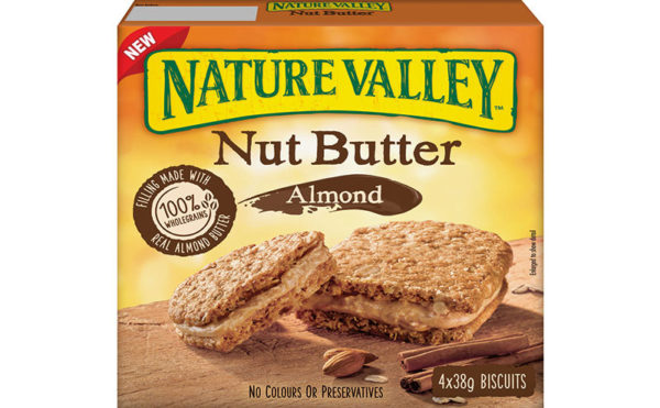 Nuts for nature