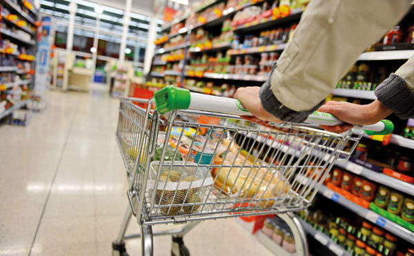 Inflation is lifting food higher