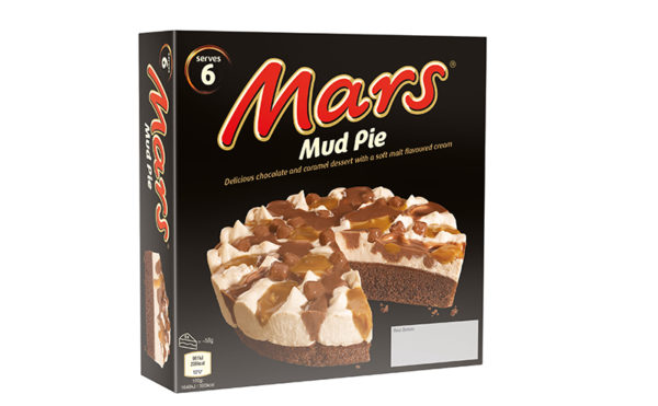 Mars down in the mud