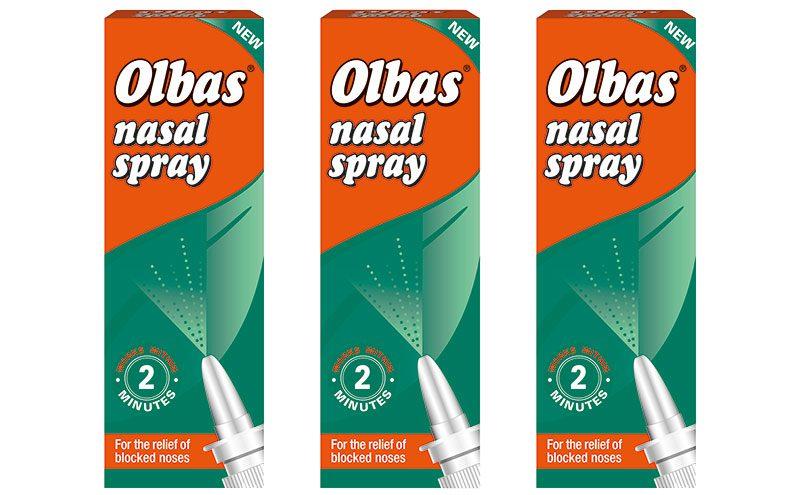 Olbas Nasal Spray