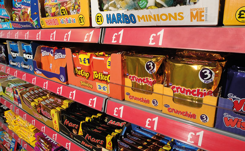 Confectionery firms reckon PMPs are a key weapon in a c-store retailer's arsenal.