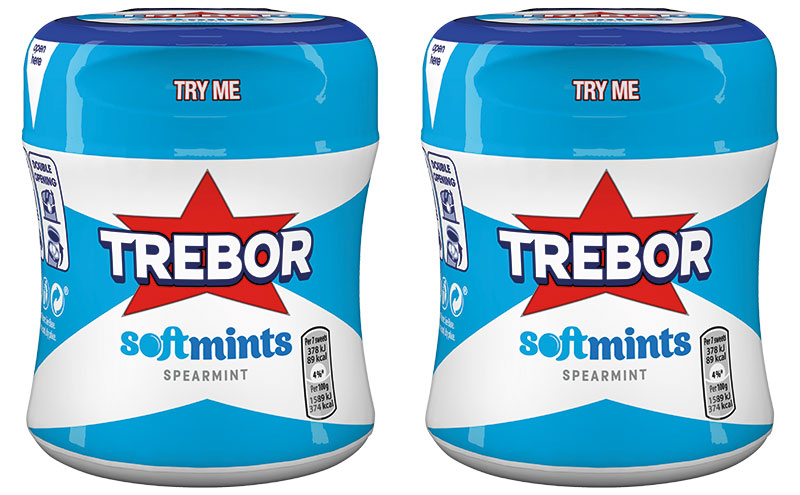 Trebor Softmints