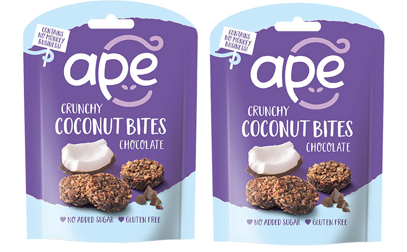 Coconut Bites are gluten free and suitable for vegan consumers.