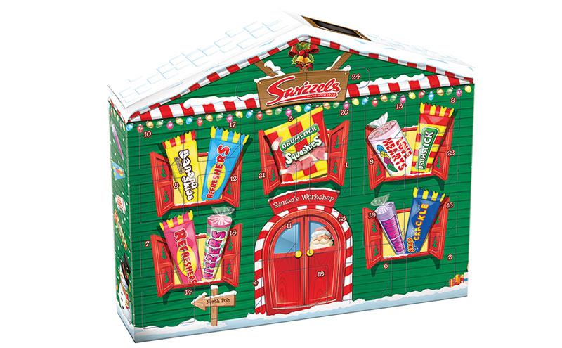 Swizzels Advent calendar