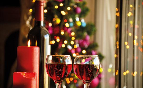 A fizzing festive season