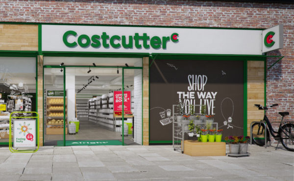 Costcutter reaches supply deal with Co-op