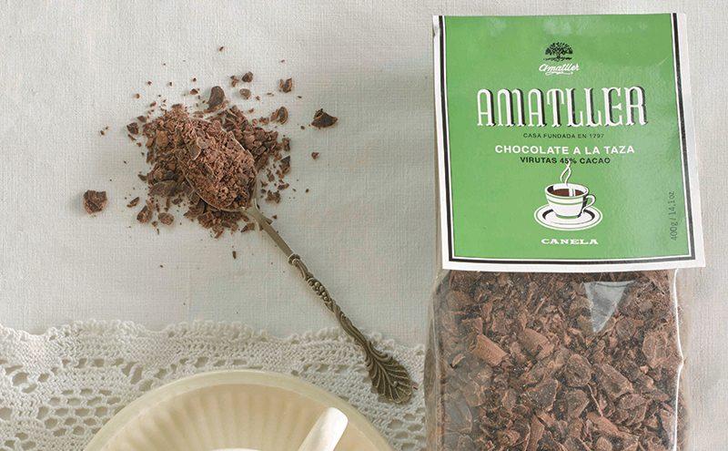Brindisa drinking chocolate