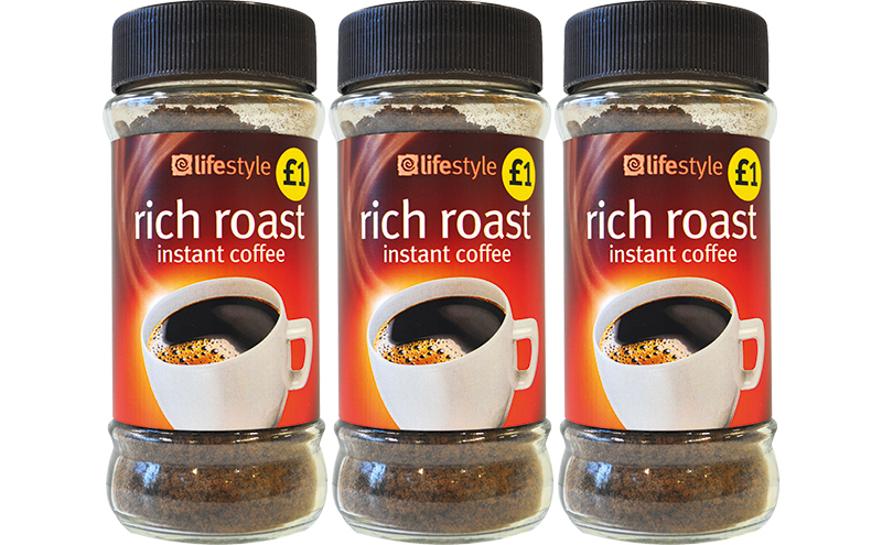 Rich Roast Coffee