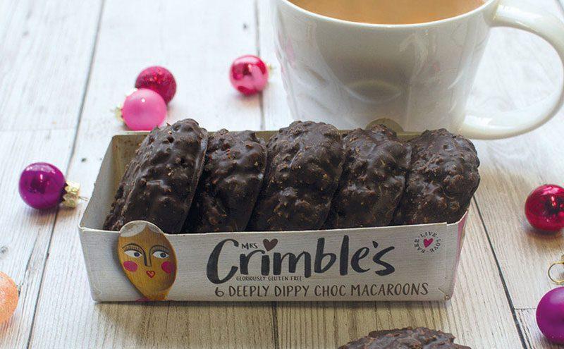 Mrs Crimbles Darkchoc Macs