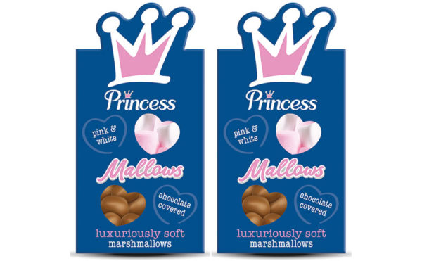 Mallow makeover fit for a princess