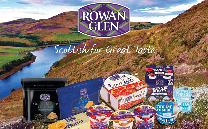 Rowan Glen's 2018 marketing is expected to build on last year's 'Scottish for Great Taste' campaign, promoting the brand through advertising and PR activity.