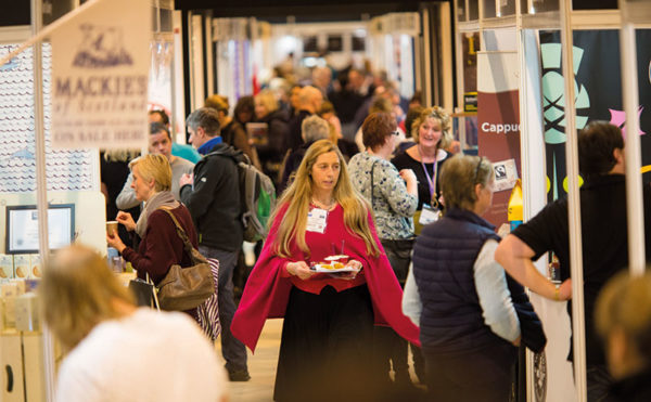 Speciality food show returns
