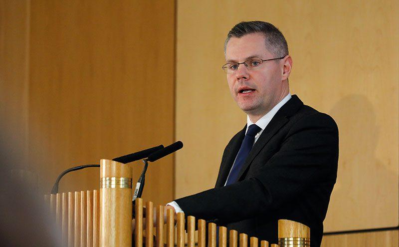 Derek Mackay put tax powers to use in the draft Scottish Budget.