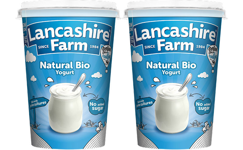 Big pots can sell well in convenience according to Lancashire Farm.
