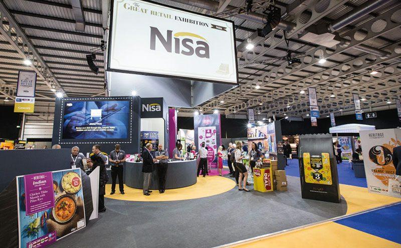 Exhibition Stand Warwickshire : Date set for nisa exhibition scottish grocer