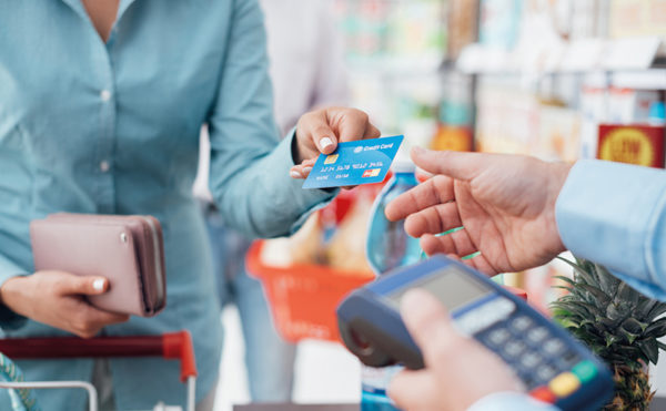 Banned from surcharges on card payments