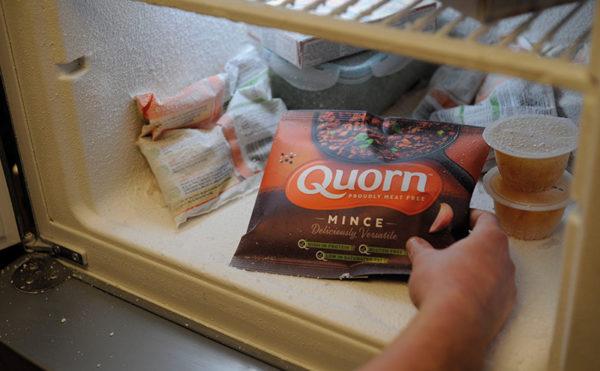 Quorn TV push