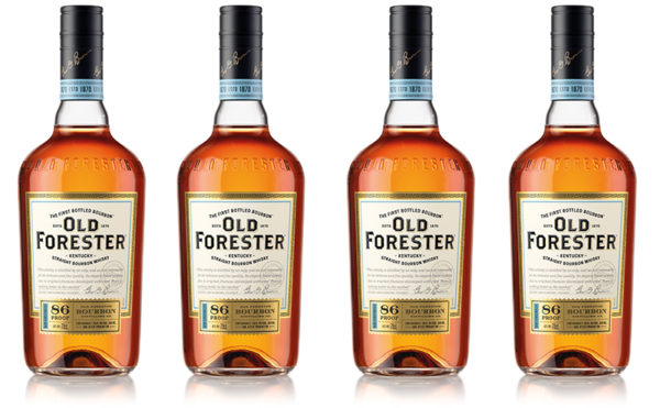 New look for old bourbon