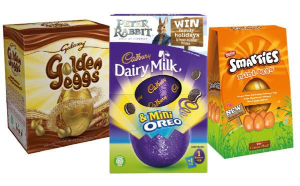Cracking line-up for Easter