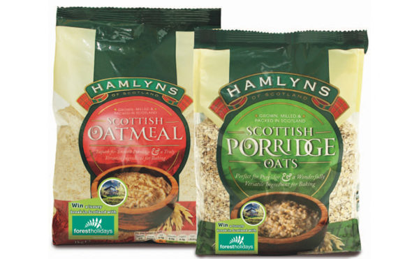 Porridge ticks trend boxes