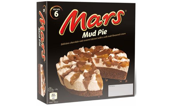 Mars backs frozen treats