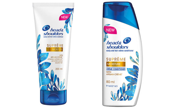 Shampoo is getting ahead