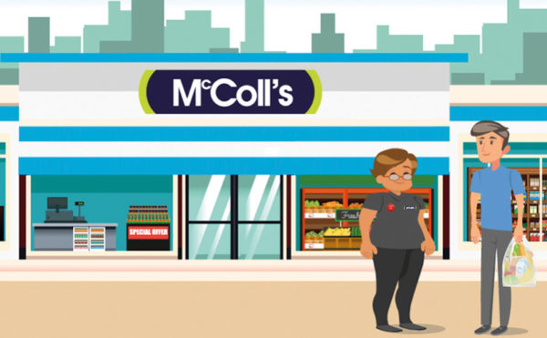 Online training tools for McColl's