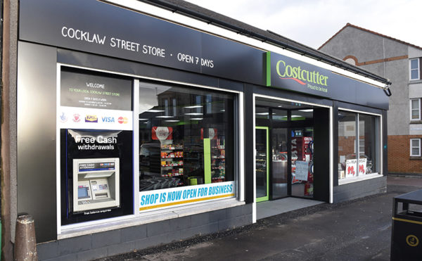 Costcutter ready for Co-op