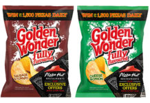 Golden Wonder packs