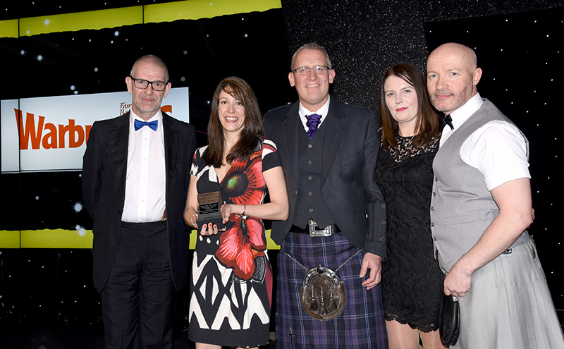 Bakery Retailer of the Year – Independent, supported by Warburtons Giacopazzi's, Milnathort