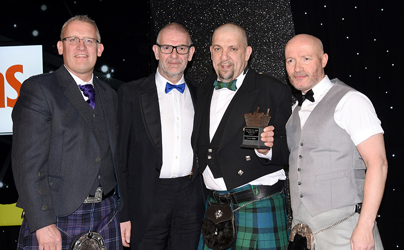 Bakery Retailer of the Year – Managed, supported by Warburtons Scotfresh, Cardonald