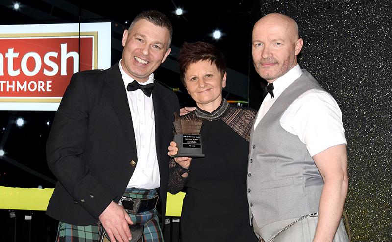 Chilled Retailer of the Year, supported by McIntosh of Strathmore Spar Tarves, Aberdeenshire