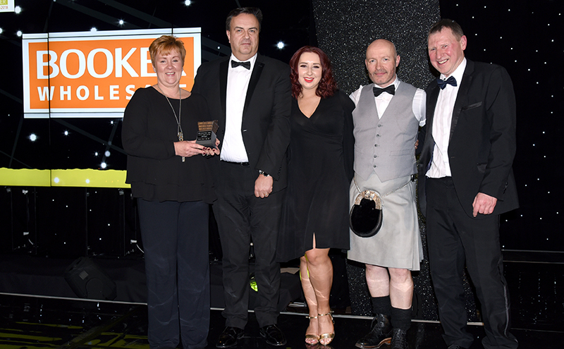Independent Retailer of the Year, supported by Booker Broadway Convenience Store, Edinburgh