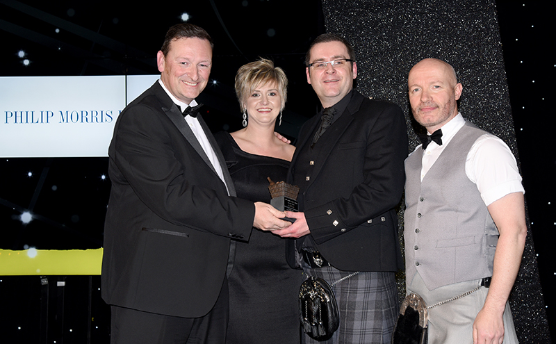 Innovation Award, supported by Philip Morris Limited KeyStore More -Peterhead Motors Ltd