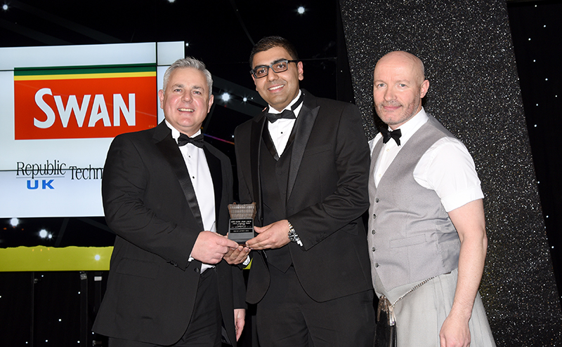 Tobacco Accessories Retailer of the Year, supported by Republic Technologies (UK) Ltd Premier Linktown Local, Kirkcaldy