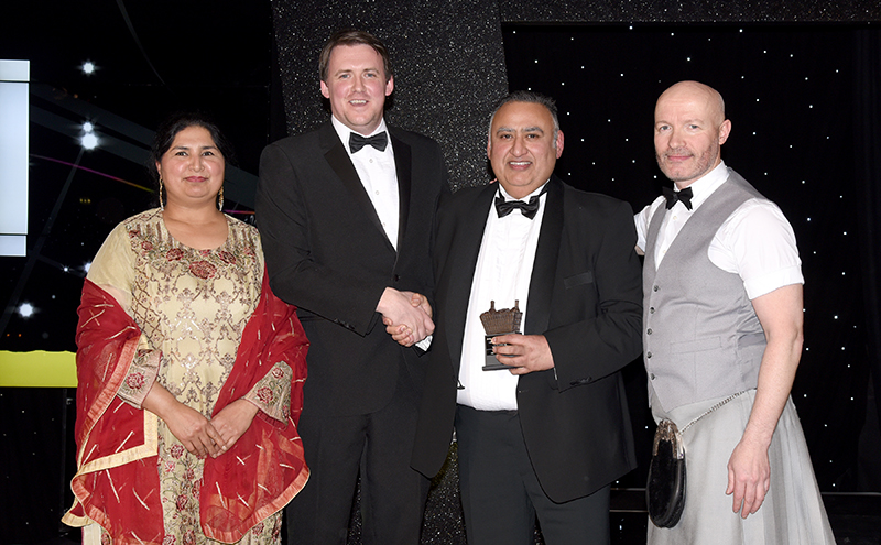 Tobacco Retailer of the Year, supported by Republic Technologies (UK) Ltd Mace, Edinburgh