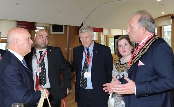 NFRN delivers at Holyrood event